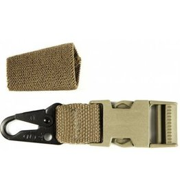 Blue Force Gear Quick Release Hook Adapter - Coyote