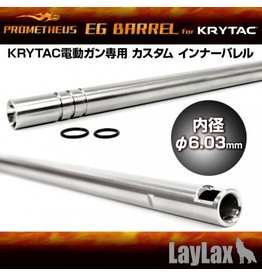 Laylax Prometheus EG Barrel voor Krytac PDW 155mm