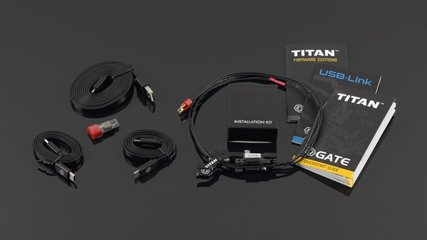 Gate GATE Titan V2 Advanced Set (Front Wired)
