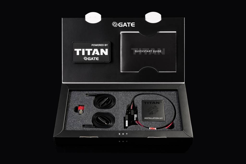 Gate GATE Titan V2 NGRS Advanced Set (Rear Wired)