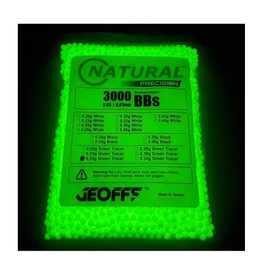 Geoffs Natural Precision 0.25 BIO 3000 Tracer BB's