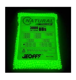 Geoffs Natural Precision 0.23 BIO 3000 Tracer BB's