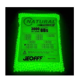 Geoffs Natural Precision 0.20 BIO 3000 Tracer BB's