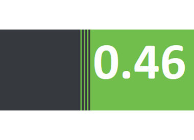 0.46g