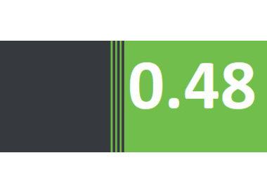 0.48g