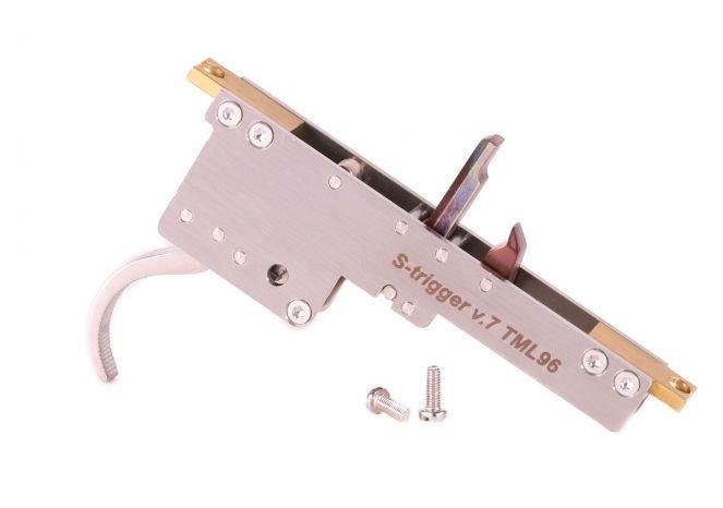 Springer Custom Works Springer Custom Works - SCW Tokyo Marui L96 S-trigger v7