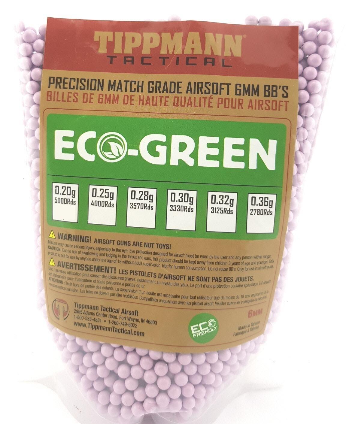 Tippmann Tippmann 0.30g - 3330 bio bb's - purple