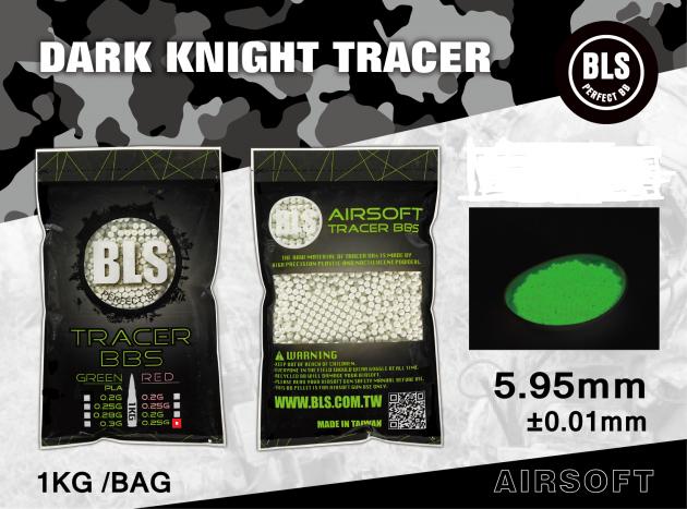 BLS BLS 0.20g - 5000 non-bio tracer bb's