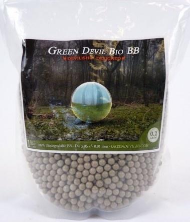 Green Devil Green Devil 0.20 BIO 5000 BB's Bag