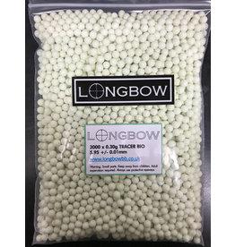 Longbow Longbow 0.30g - 3000 bio tracer bb's