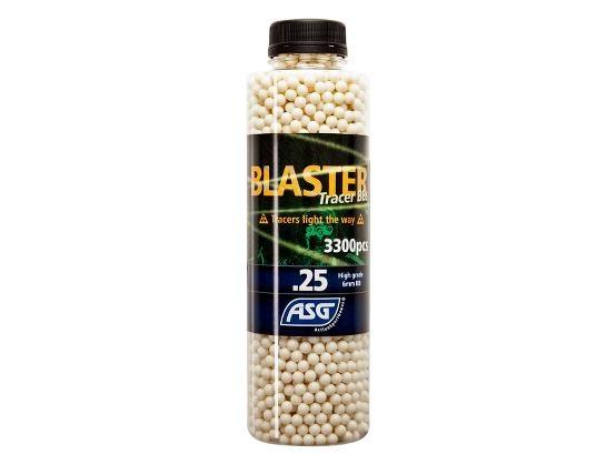 ASG ASG Blaster 0.25g Non-Bio Tracer bb's - fles