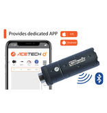 Acetech Acetech Lighter BT Unit - Black