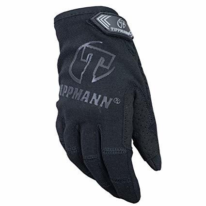 Tippmann Sniper Gloves - Zwart