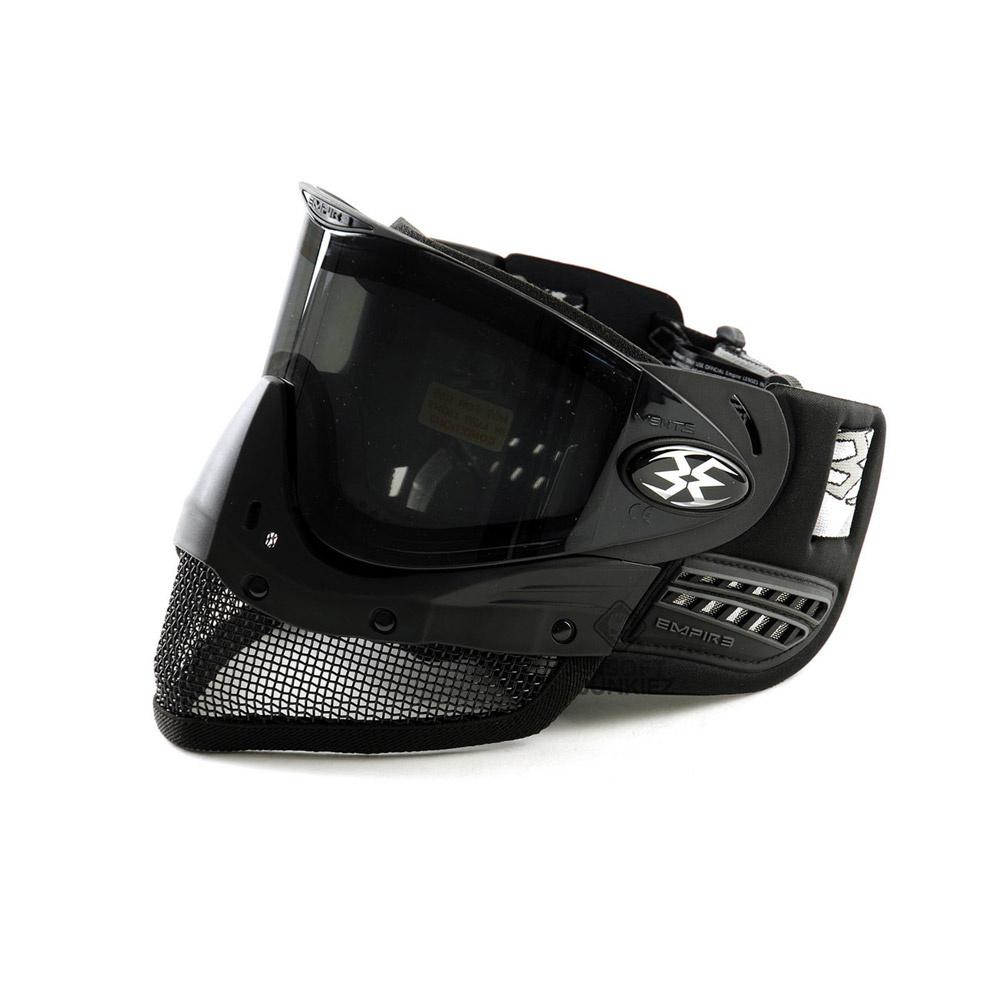 Empire Empire - E-Mesh Goggle - Black - Thermal Smoke C3