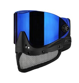 Empire E-Mesh Goggle - Blue - Thermal Mirror Blue C3