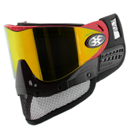 Empire E-Mesh Goggle - Red - Thermal Mirror Fire C3