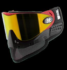 Empire E-Mesh Goggle - Red - Thermal Mirror Fire C3