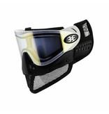 Empire Empire - E-Mesh Goggle - White - Thermal Mirror Gold C3