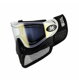 Empire E-Mesh Goggle - White - Thermal Mirror Gold C3