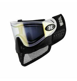 Empire E-Mesh Goggle - White - Thermal Mirror Gold C3