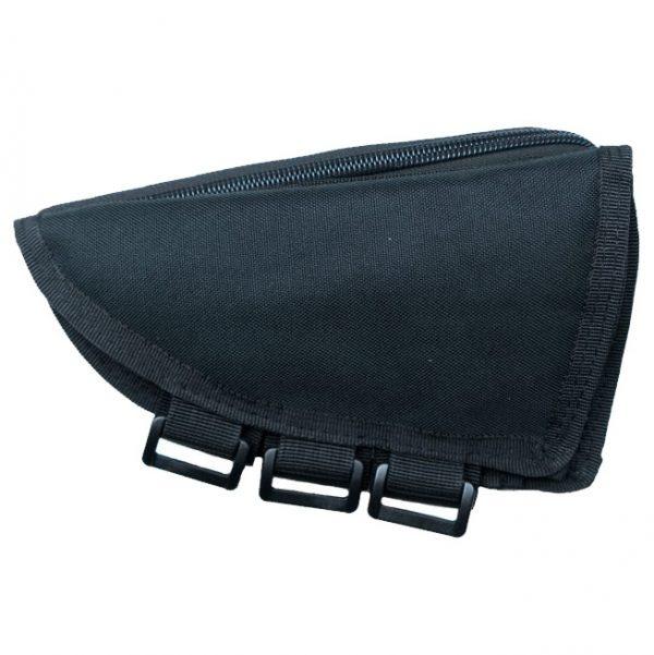 Novritsch Rifle Stock Pouch - Black