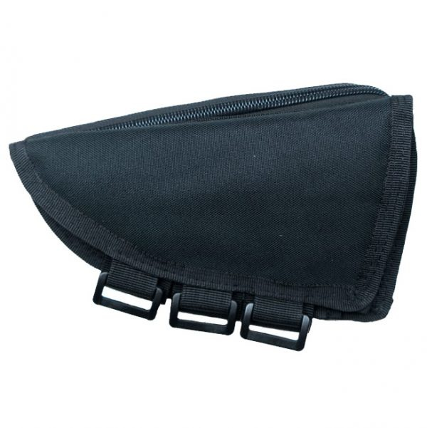 Novritsch Rifle Stock Pouch - Zwart