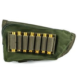Novritsch Rifle Stock Pouch - Green