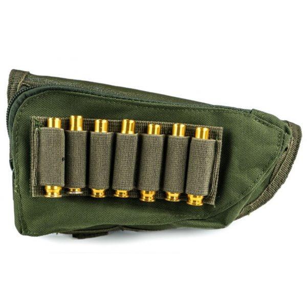 Novritsch Rifle Stock Pouch - Green
