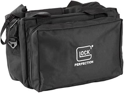 Glock Range Bag 4 Pistols - Black