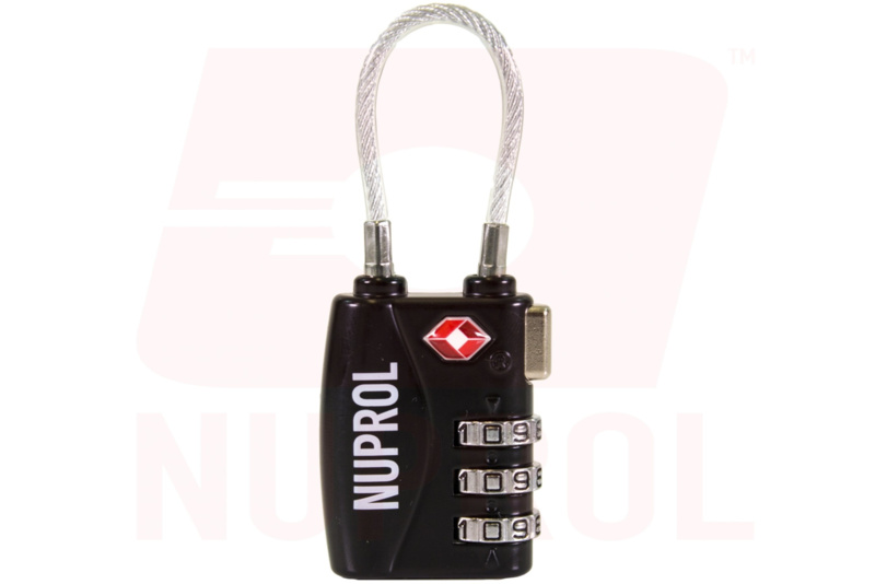 Nuprol Soft Rifle Case Lock Large-Xlarge