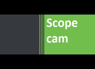 Scopecam and accessories