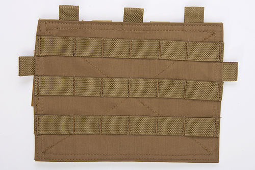Crye Precision by Z-Shot AVS/JPC MOLLE Front Flap - Coyote