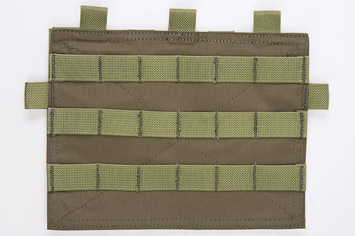 Crye Precision by Z-Shot AVS/JPC MOLLE Front Flap - Ranger Green