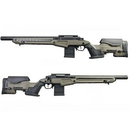 Action Army AAC T10 Bolt Action Sniper - Short - OD