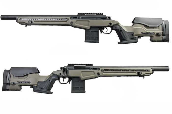 Action Army Action Army T10 Bolt Action Sniper - Short - OD