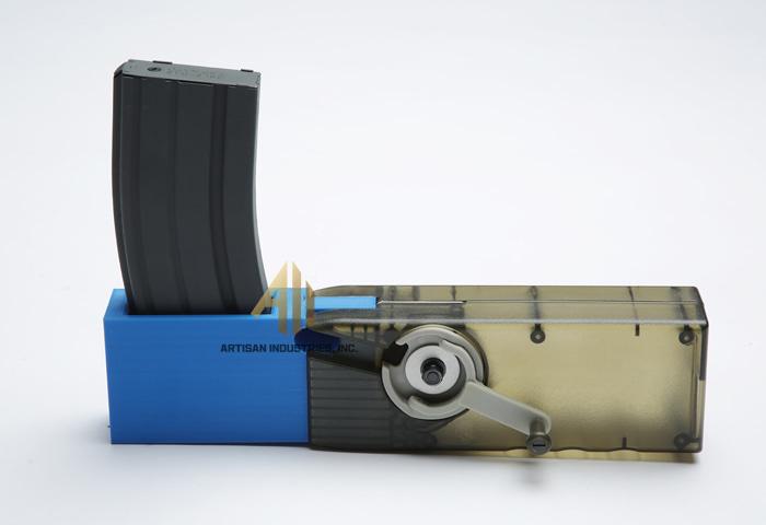 Artisan Industries GDR 15 Odin M12 Speedloader Adapter