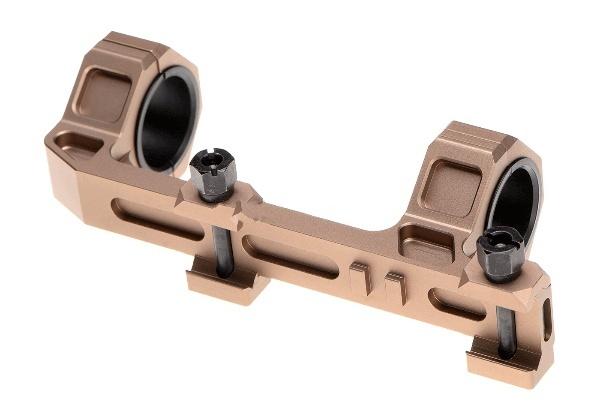 Aim-O GE Short Version 25.4mm / 30mm Mount Base Desert
