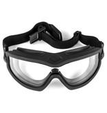 Novritsch Antifog Safety Goggles - Large