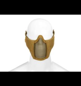 Invader Gear Mk.II Steel Half Face Mask Tan