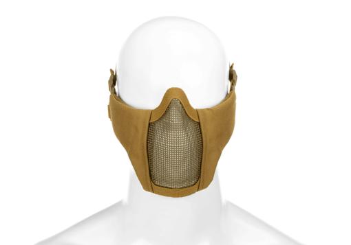 Invader Gear Invader Gear - Mk.II Steel Half Face Mask Tan
