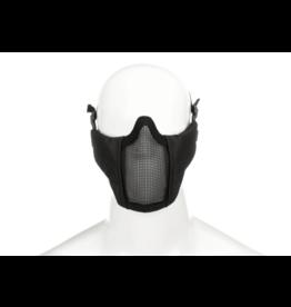 Invader Gear Mk.II Steel Half Face Mask Black