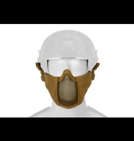 Invader Gear Mk.II Steel Half Face Mask FAST Version Tan
