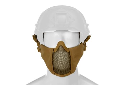 Invader Gear Invader Gear - Mk.II Steel Half Face Mask FAST Version Tan