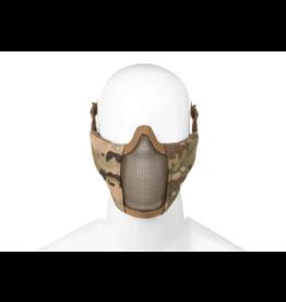 Invader Gear Mk.II Steel Half Face Mask ATP Multicam