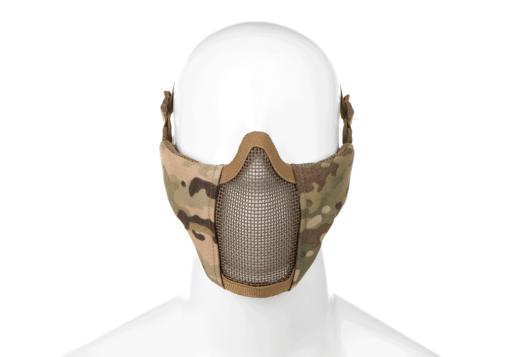 Invader Gear Invader Gear - Mk.II Steel Half Face Mask ATP Multicam