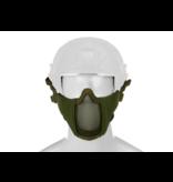 Invader Gear Invader Gear - Mk.II Steel Half Face Mask FAST Version OD