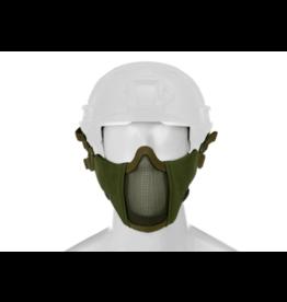 Invader Gear Mk.II Steel Half Face Mask FAST Version OD