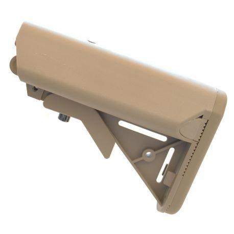 Pirate Arms Pirate Arms Mk18 Mod 0 LMT Crane Stock Tan