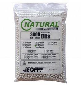 Geoffs Geoffs Natural Precision 0.36g - 3000 bio bb's