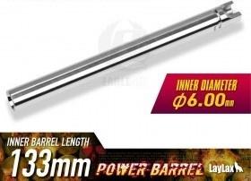 Laylax Prometheus 6.00mm Power Barrel 133mm Socom 23